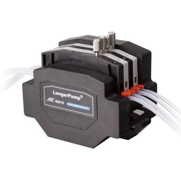 Longer DG15 Series Multi Channel Pump Head
