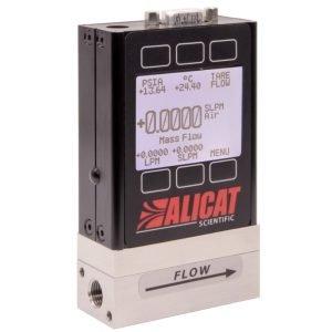 Alicat mass flow meter